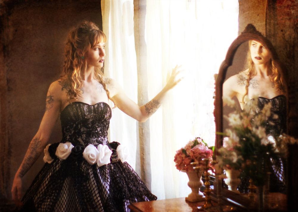 Andrea Fashion Photography Session