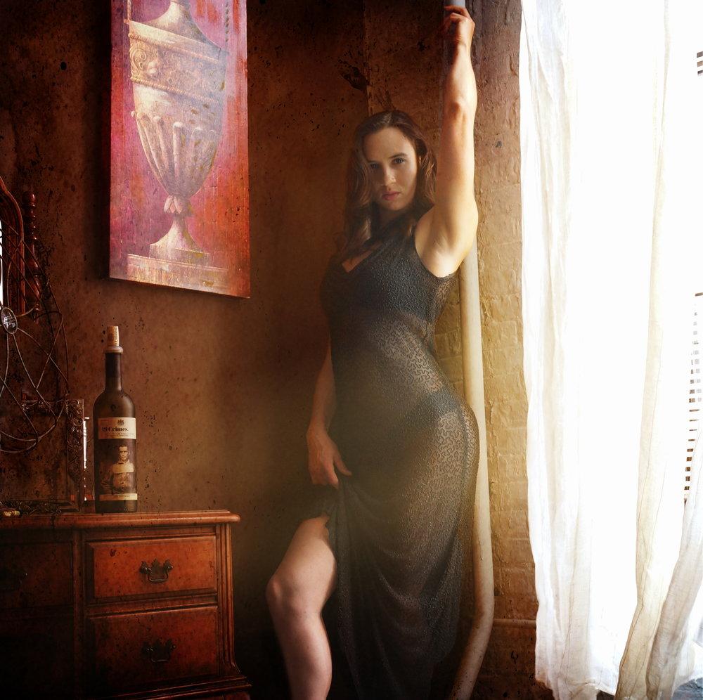 Alexa Boudoir Photo Session