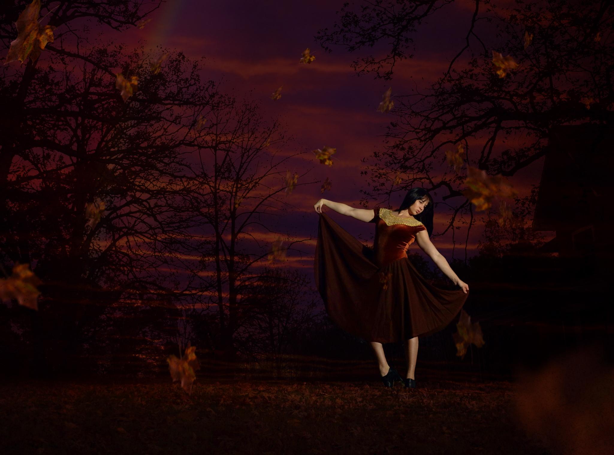 Barry Freeman Photography : Fall Dance