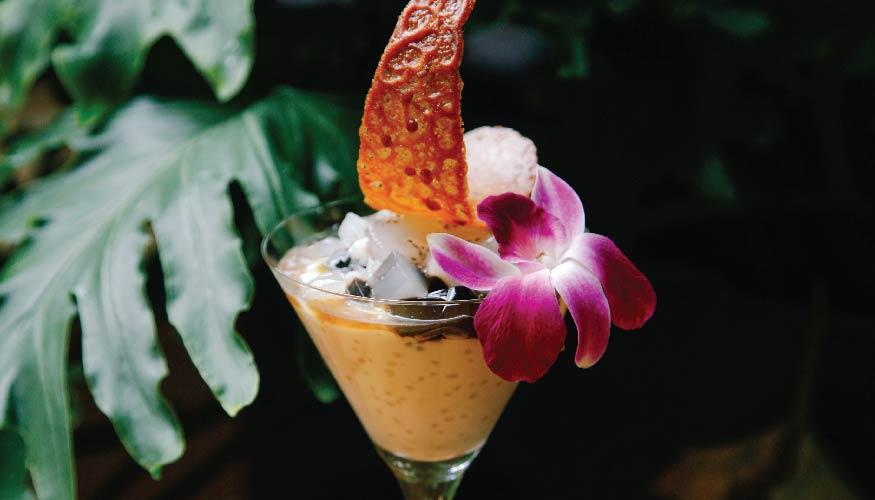 Menu Desserts Siam