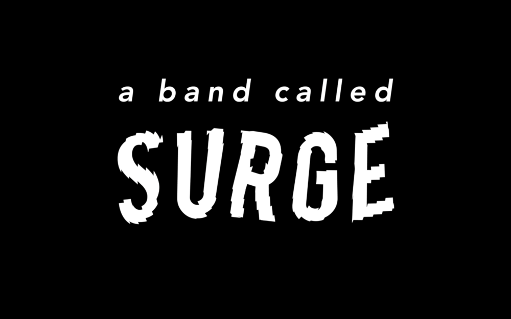 A BAND CALLED SURGE (2017) - A short documentary piece, produced in my final year of university. The film focuses on Clacton-on-Sea based garage rock band, Surge, and showcases the trials and tribulations of being an unsigned band on tour.