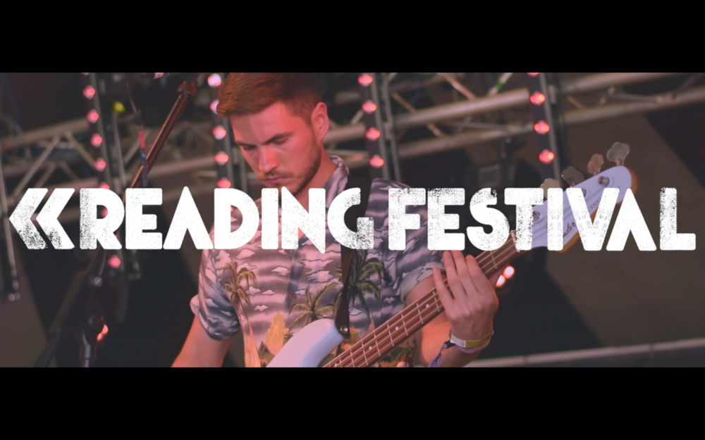 SURGE @ READING FESTIVAL #JACKROCKS - A highlights video of Surge playing the Jack Daniels stage at Reading Festival, 2017, in collaboration with This Feeling and Jack Daniels.