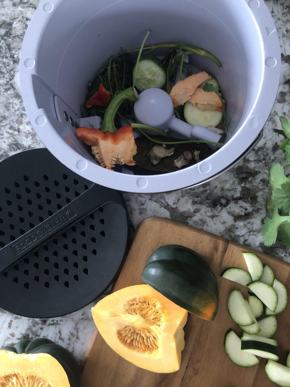 food cycler