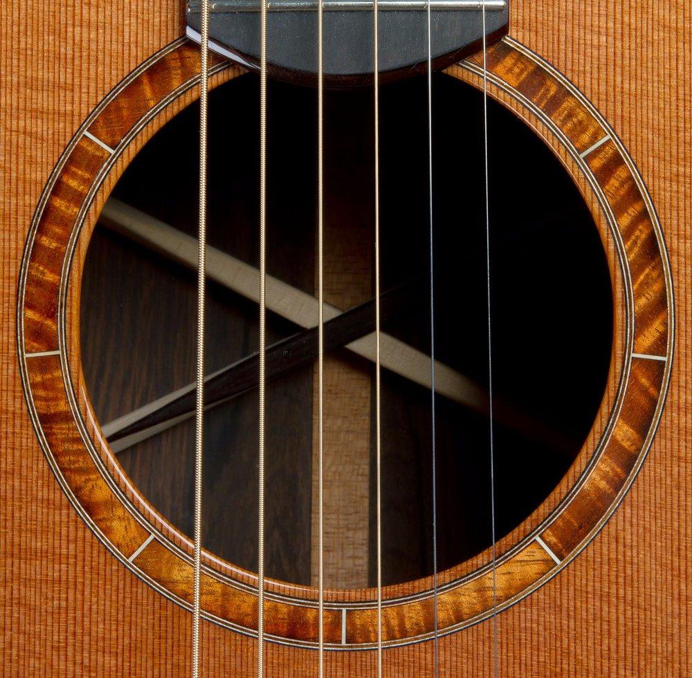 Bashkin Guitars Rosette