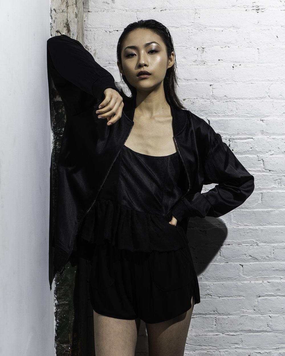 Photographer: Zach Han | Model: Crystal Yueyaoli