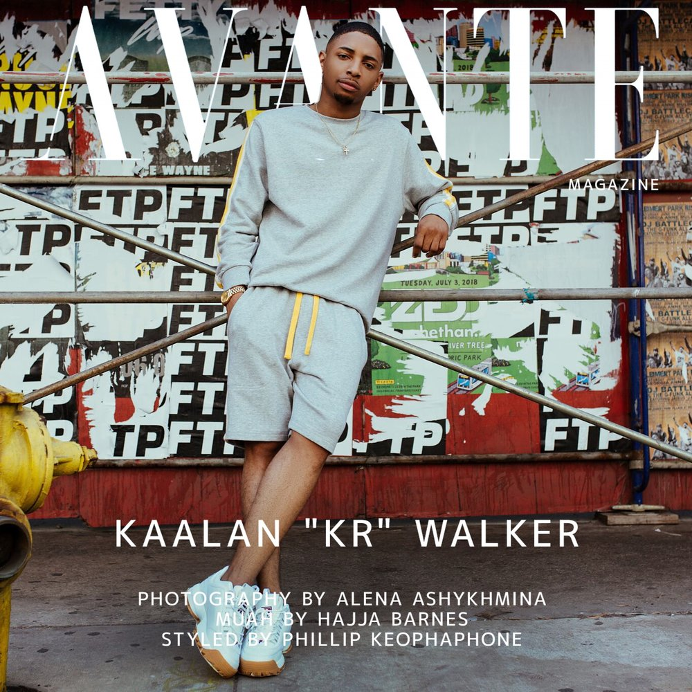 """Kaalan """"KR"""" Walker"""