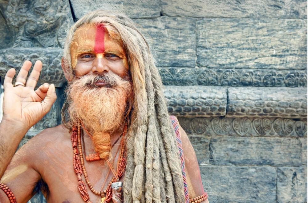 Sadhu Mudra - $50