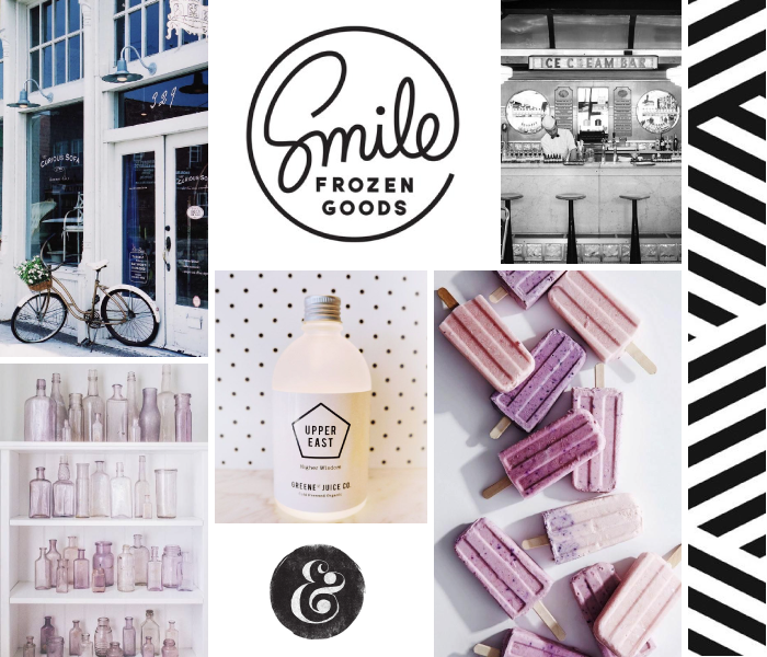 Moodboard_IceCream | dotted design