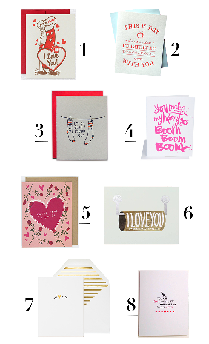 Valentine Cards Round Up