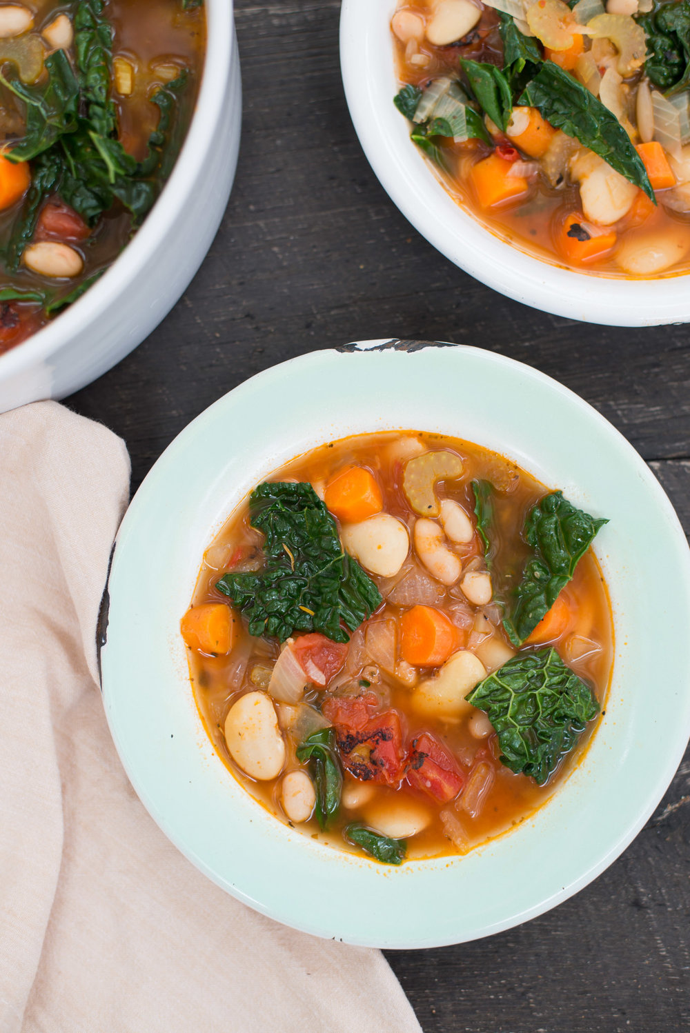 Mixed & Measured | White Bean Kale & Chard Soup.jpg