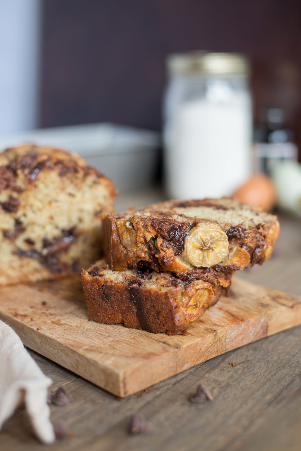 Mixed & Measured | Chocolate Chip Banana Nutella Bread-13.jpg