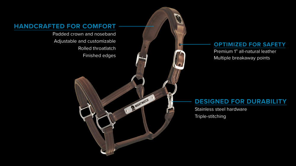 Communicating Halter