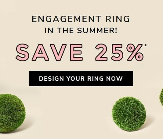 James Allen Summer 2018 Discount - Save 25% on Engagement Rings⠀ ⠀ Beautiful sunsets and summer engagements go hand-in-hand! If you have a seaside engagement planned, James Allen is here to make it that romantic setting affordable as well. Now through the end of summer you can get 25% off your engagement ring setting. So, you can either save some cash, or parlay those savings into a better diamond. Either way, it's a deal you shouldn't pass up. ⠀ ⠀ #Diamond #EngagementRing #Ring #Jewelry #Engagement #weddingring #love #wedding #theringadviser #JamesAllen #Discount #coupon