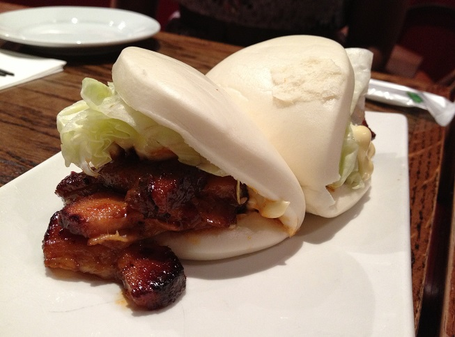 Pork buns recommended by the lovely Anney! So delish!
