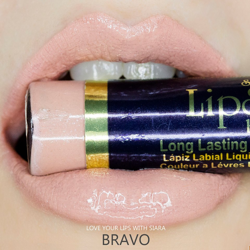 LipSense Bravo - Discontinued Color