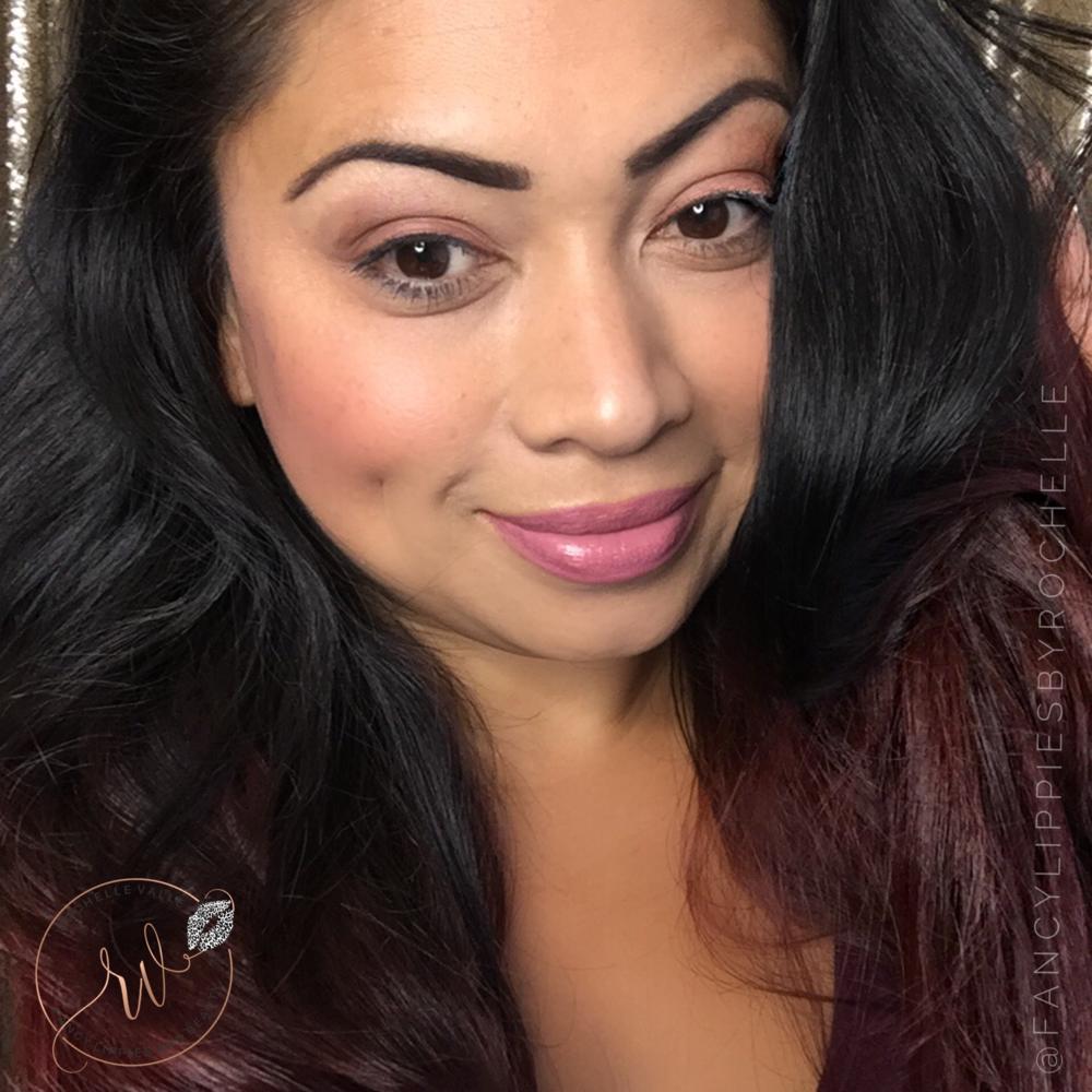 Rochelle Valle Fancy Lippies and Beauty Senegence Lipsense Distributor.PNG