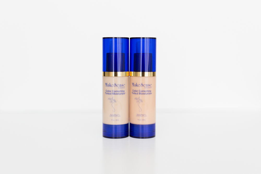 MakeSense Color Correcting Tinted Moisturizer