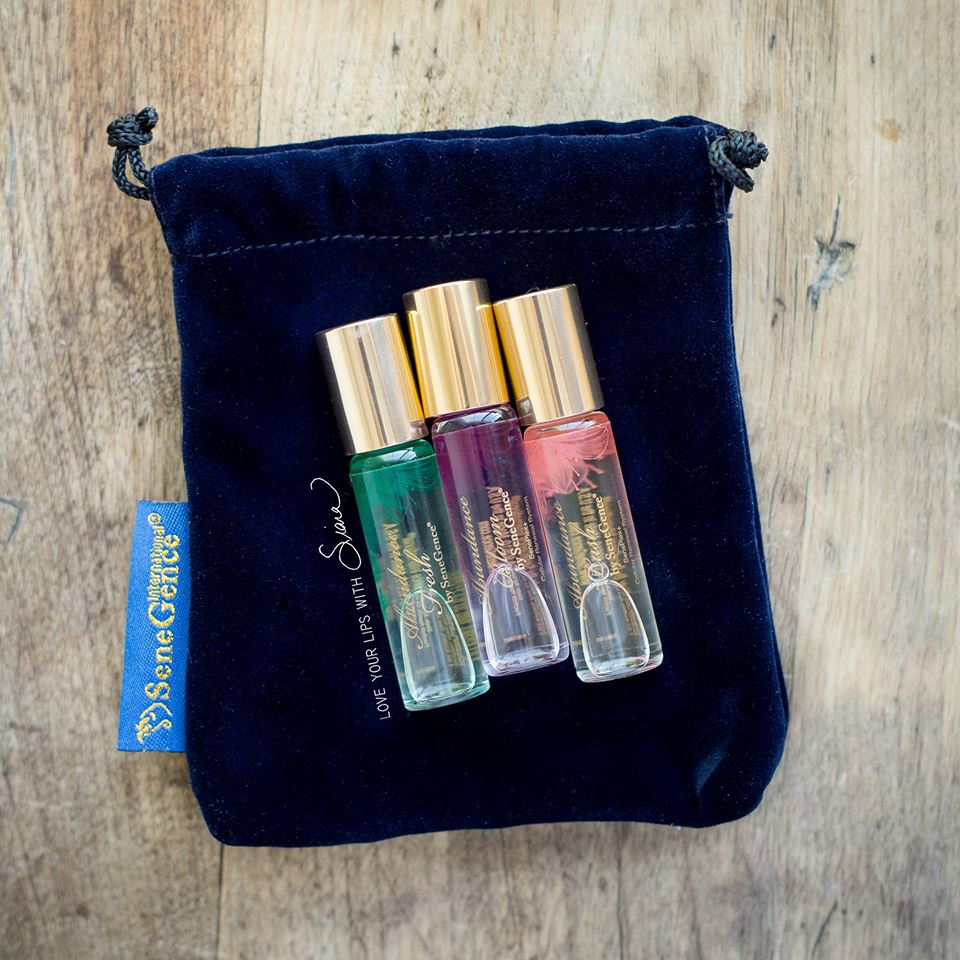 Abundance Parfum Travel Trio