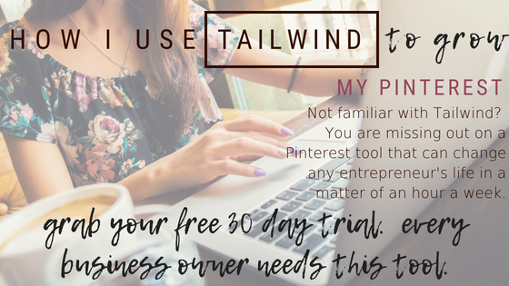 How I use Tailwind to grow my Pinterest - With Love Rochelle