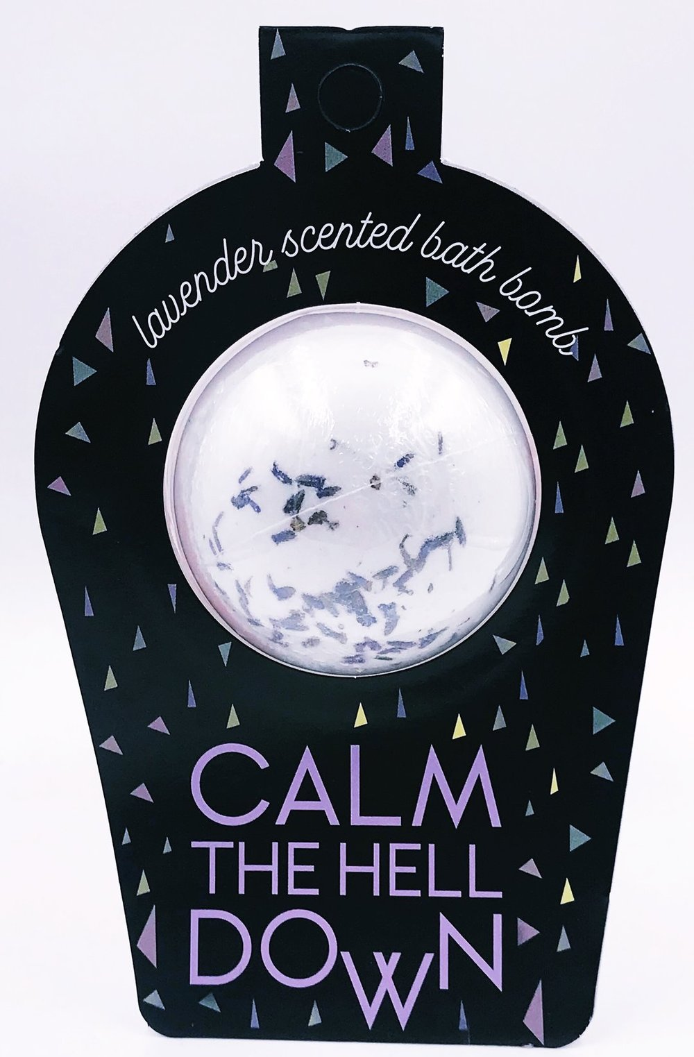 Calm The Hell Down Bath Bomb Free Gift with Purchase.JPG