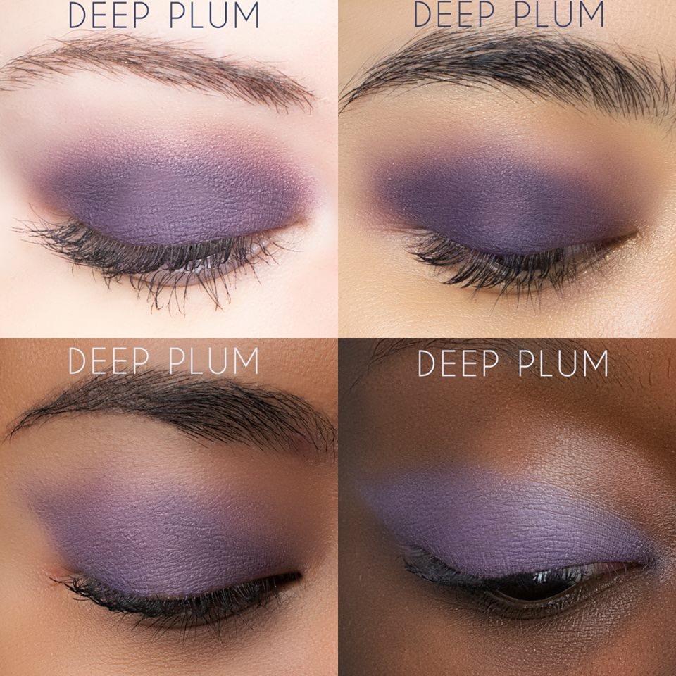 Deep Plum - A matte deep purple