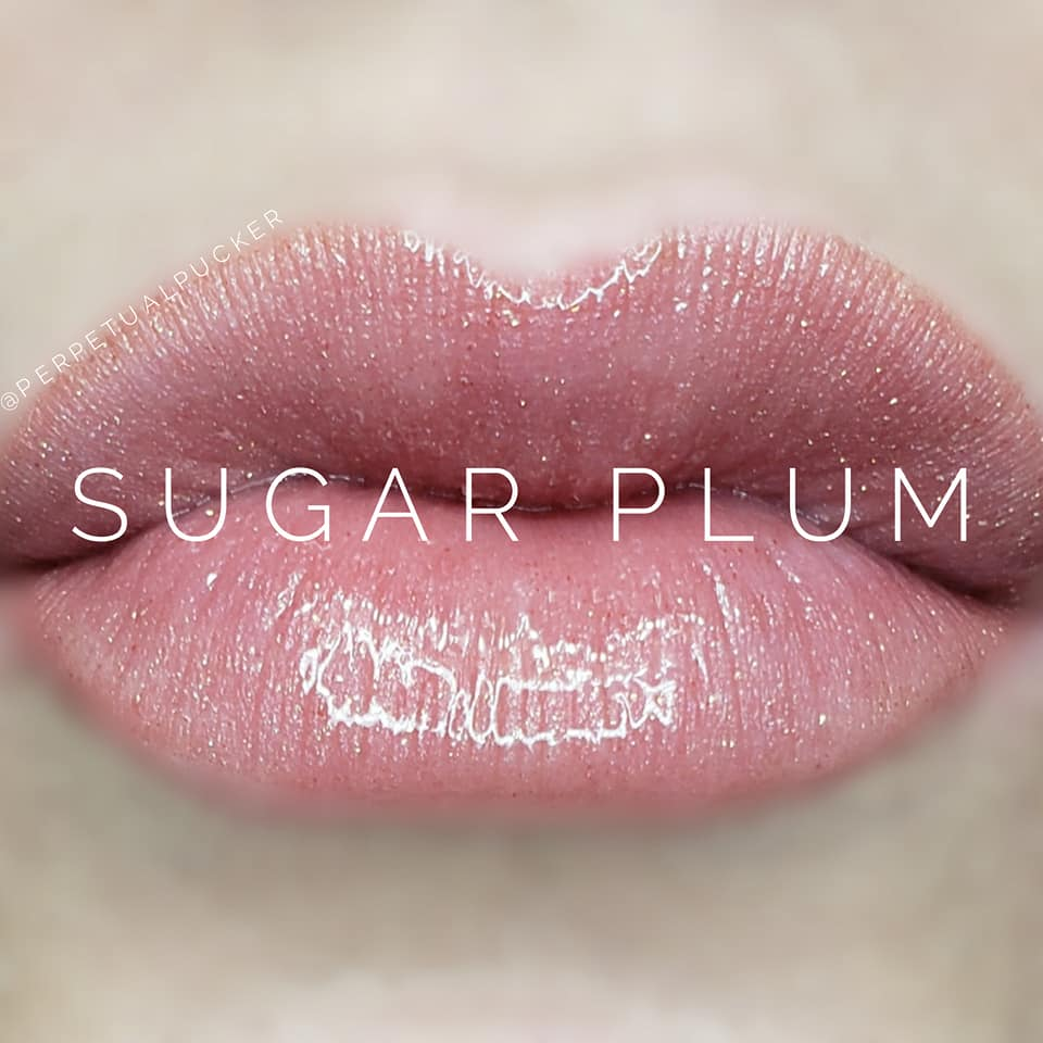 Sugar Plum LipSense Glossy Gloss
