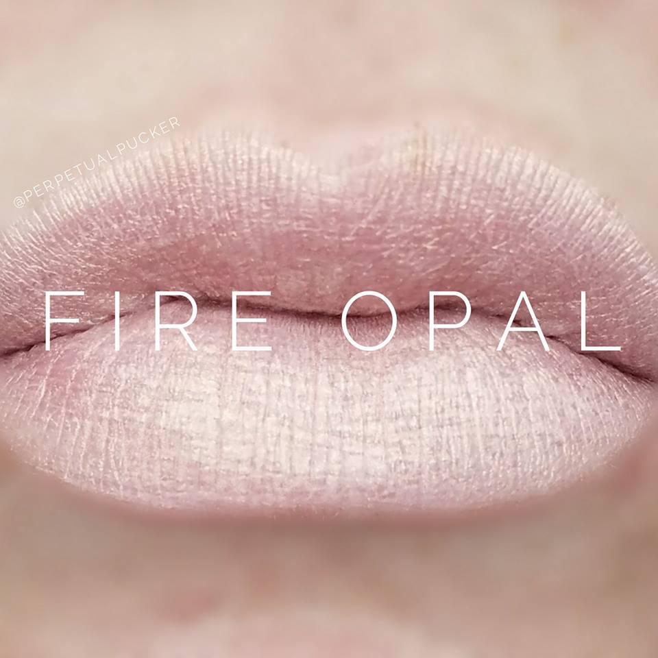 Fire Opal LipSense Matte Gloss