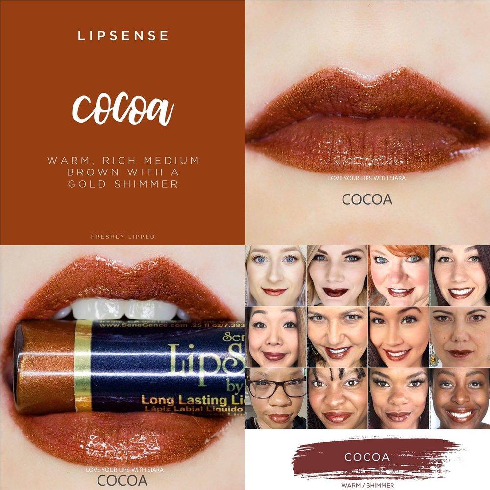 Cocoa Collage