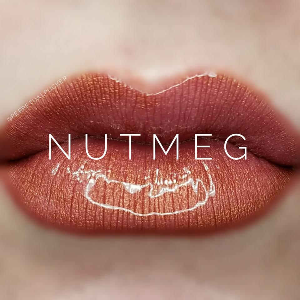 Nutmeg LipSense Glossy