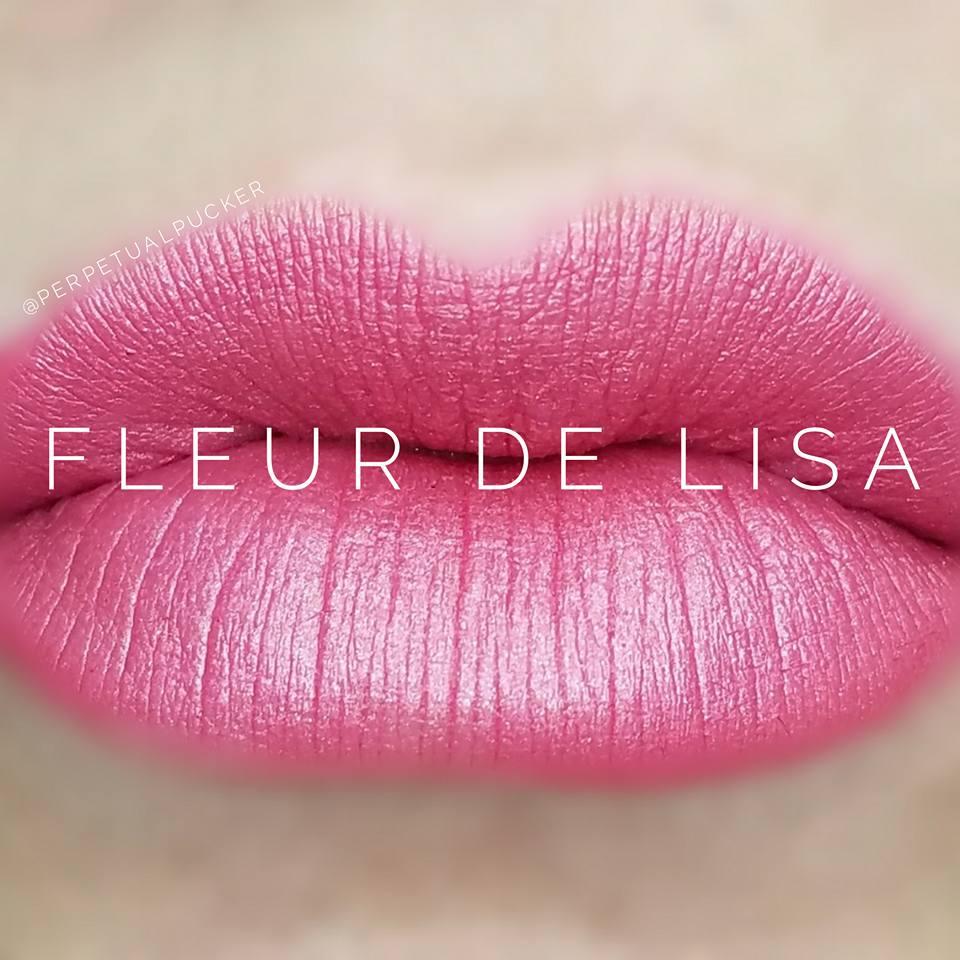 Fleur De Lisa LipSense Matte Gloss