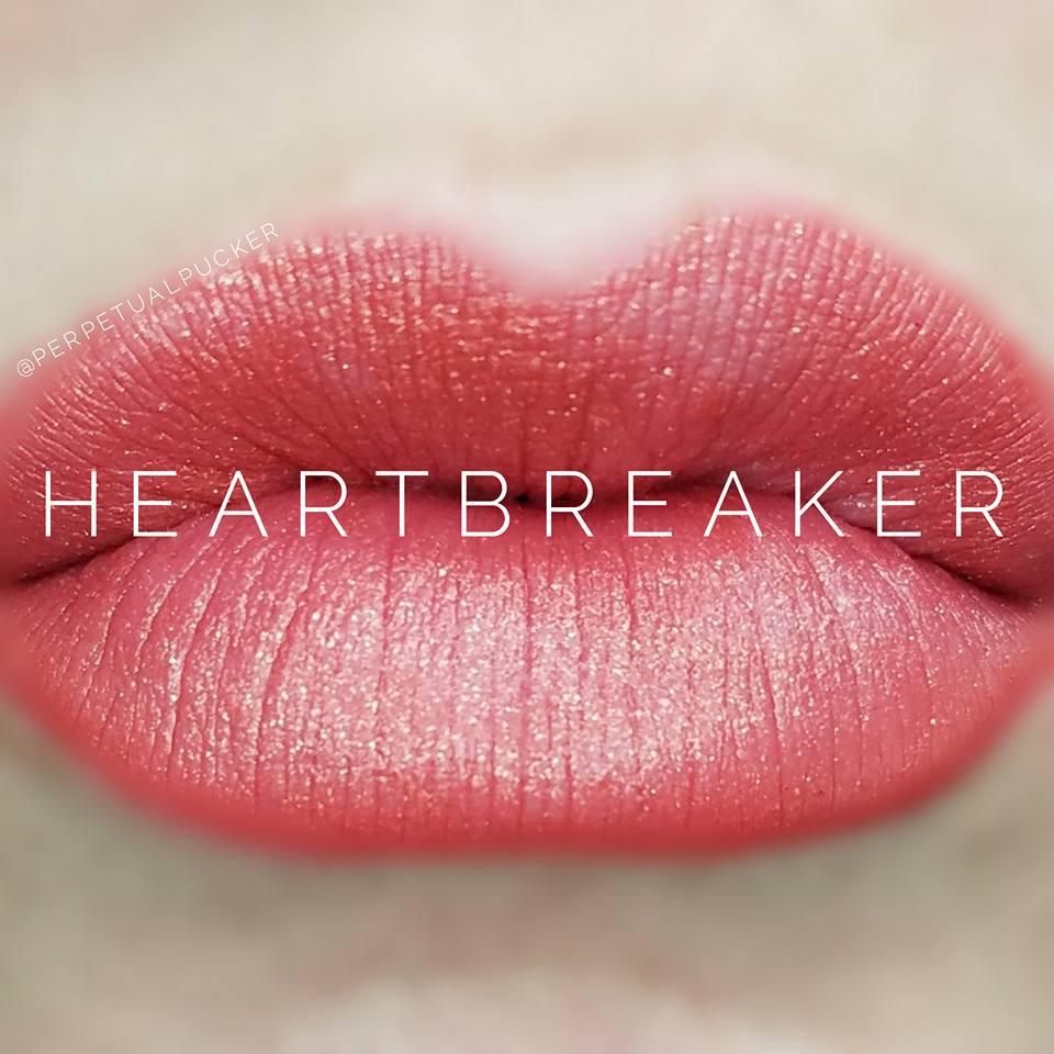 Heartbreaker LipSense Matte Gloss