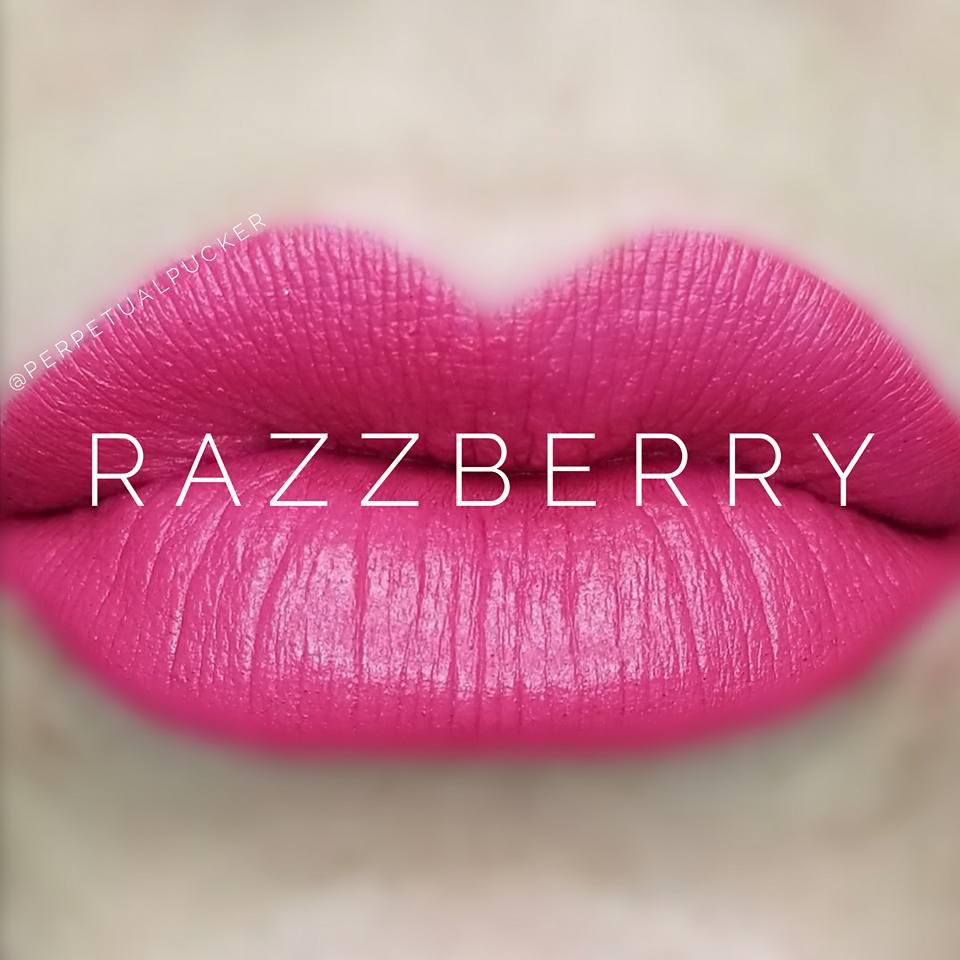 Razzberry LipSense Matte Gloss