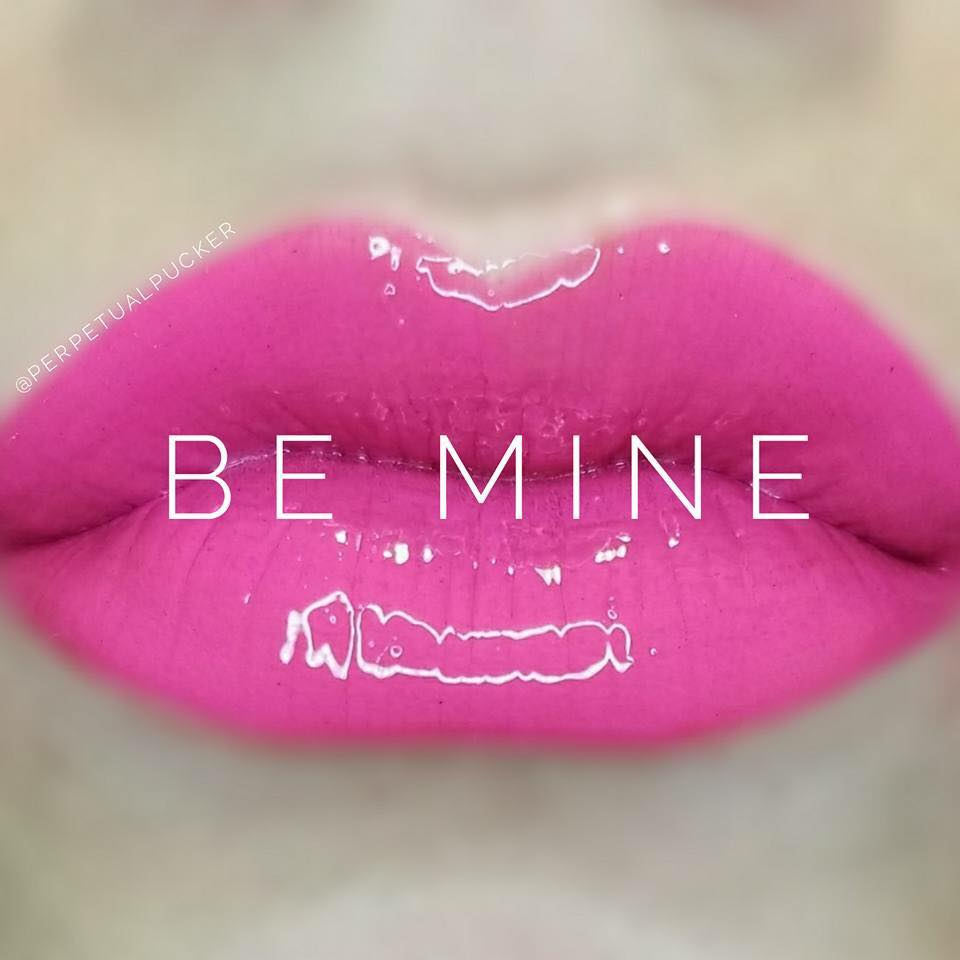Be Mine LipSense Glossy Gloss