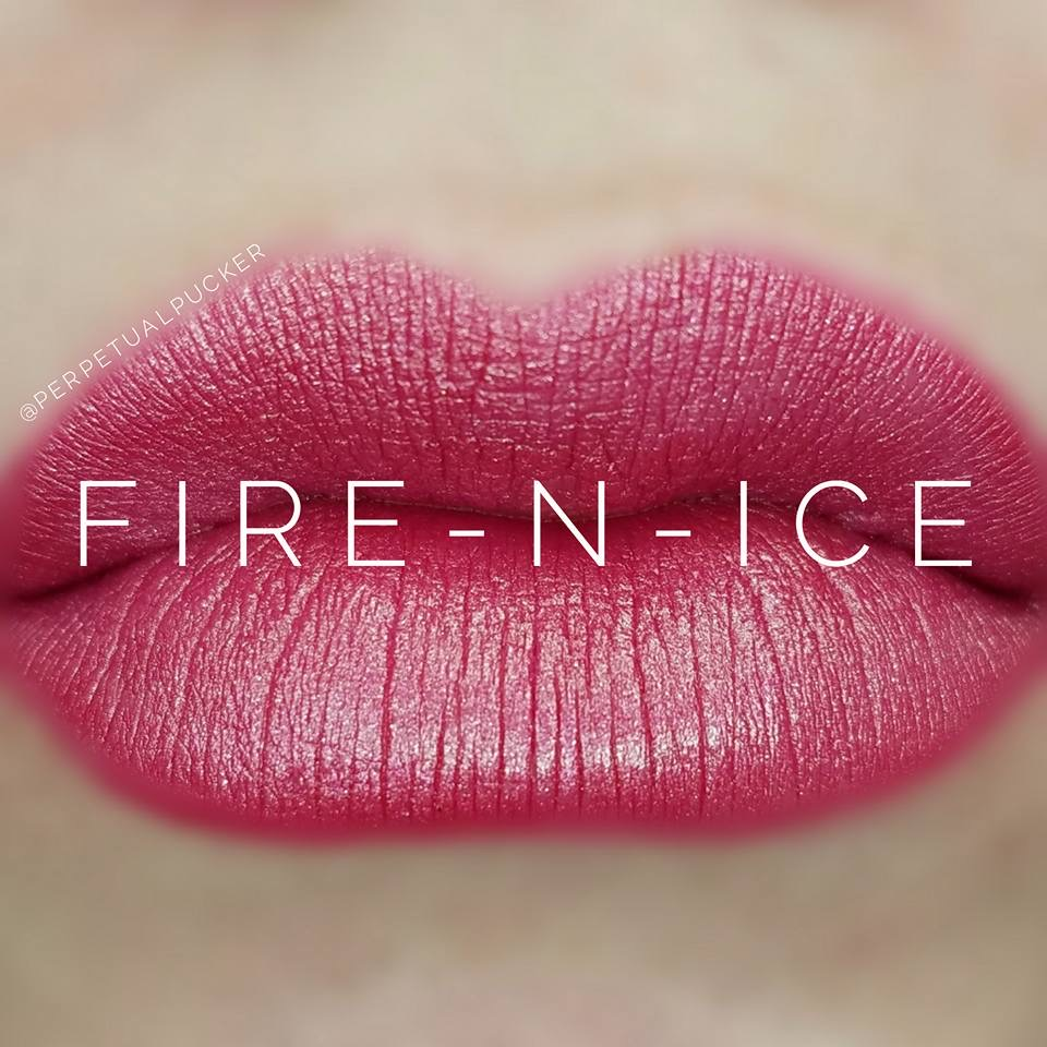Fire-N-Ice LipSense Matte Gloss
