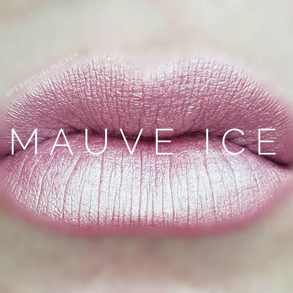 Mauve Ice LipSense Matte Gloss
