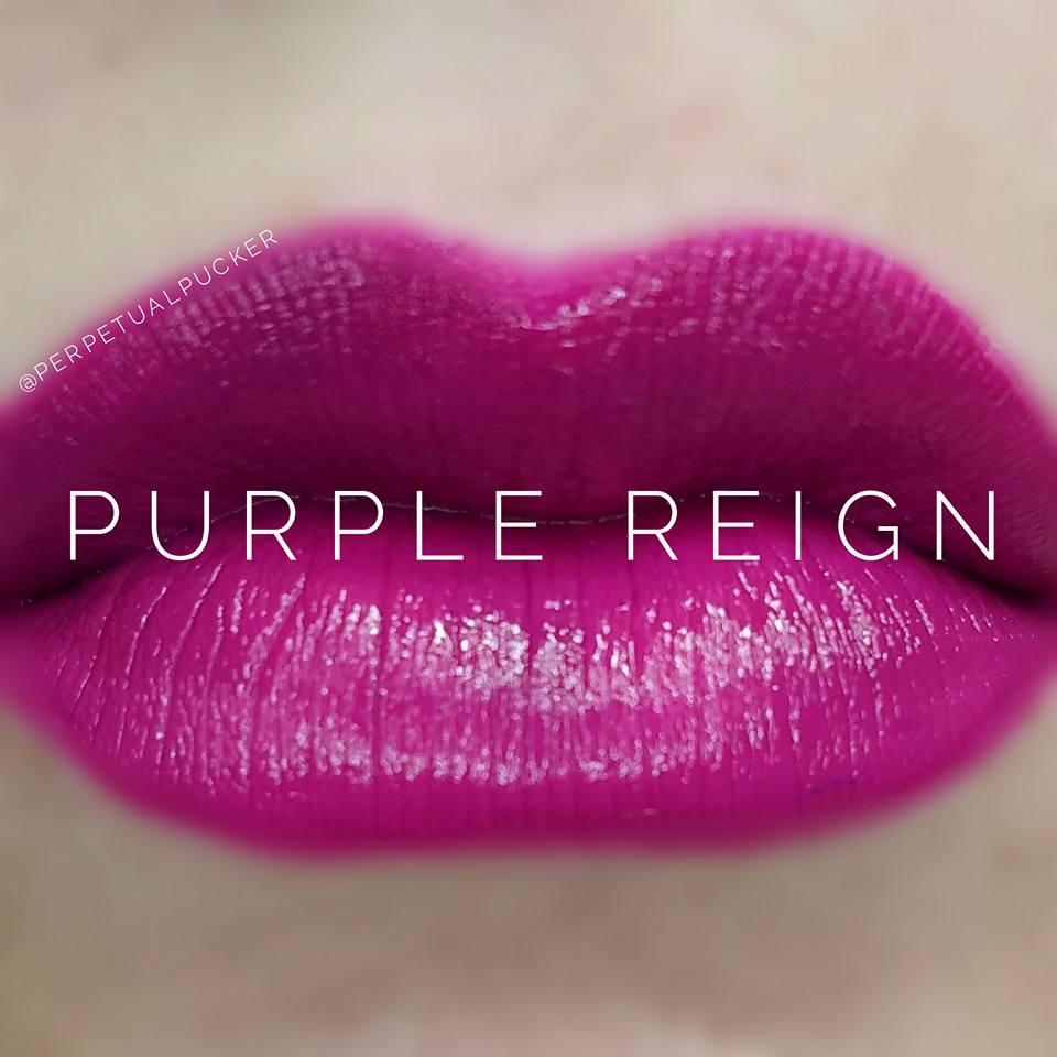 Purple Reign LipSense Matte Gloss