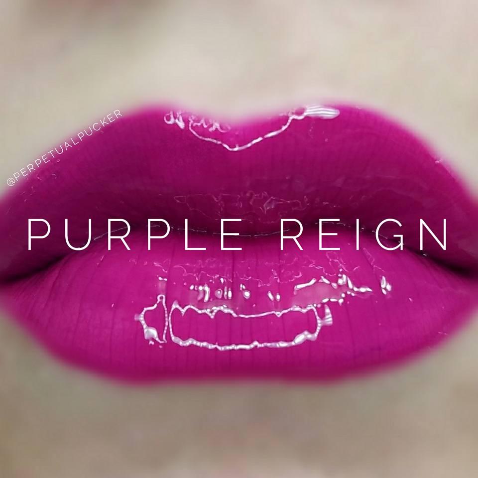 Purple Reign LipSense Glossy Gloss