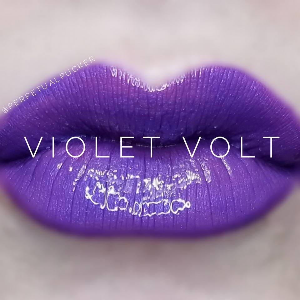 Violet Volt LipSense Glossy Gloss