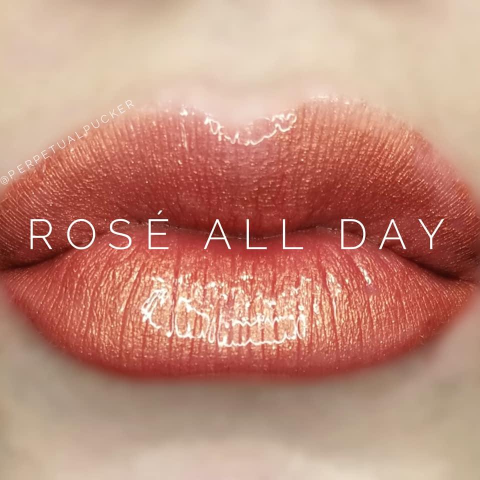 Rose All Day LipSense Glossy Gloss