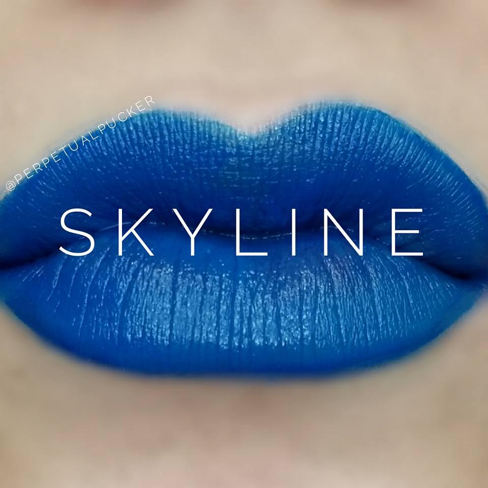 Skyline LipSense Matte Gloss
