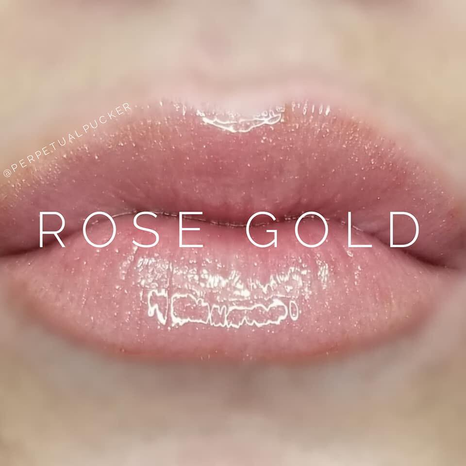 Rose Gold Gloss