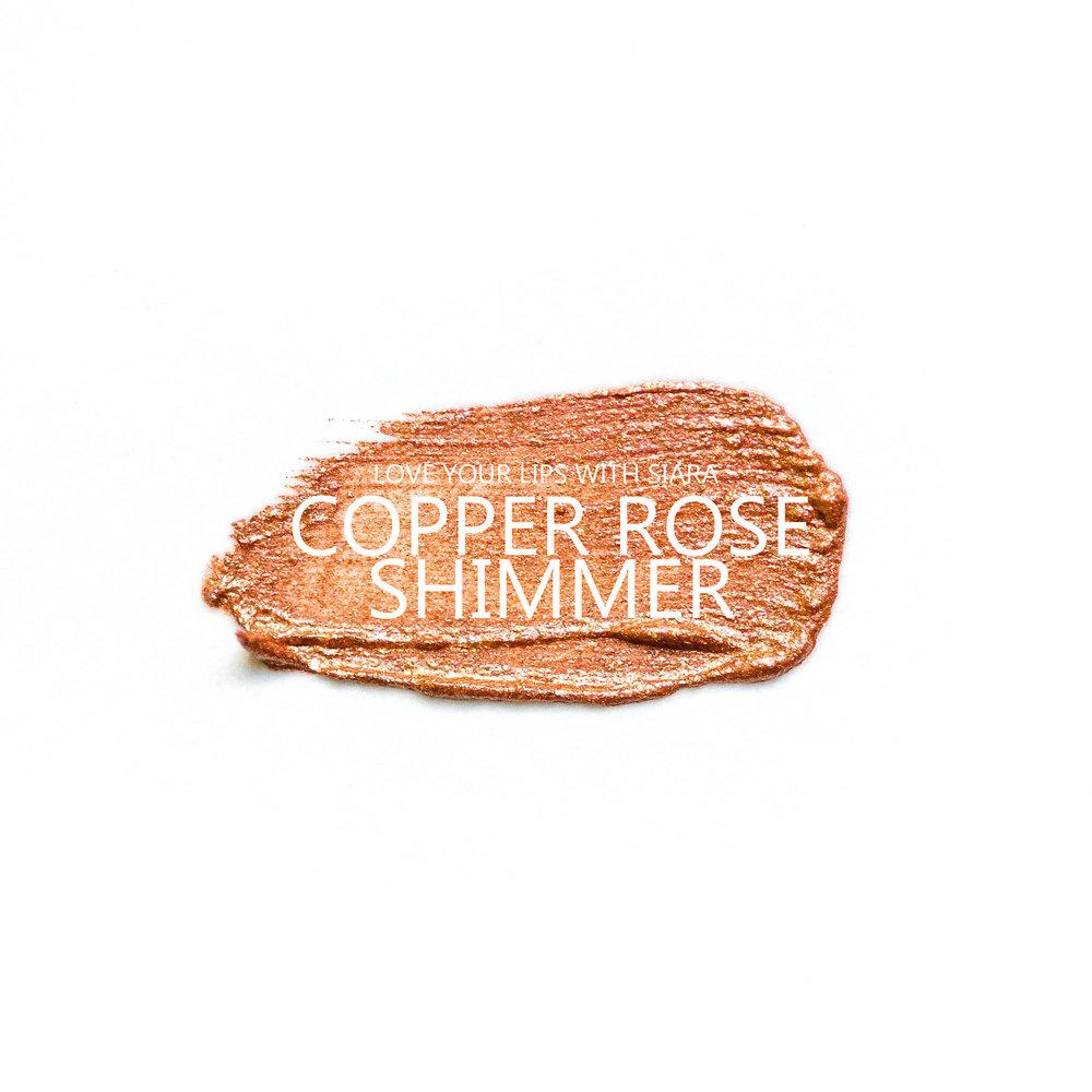 Copper Rose Shimmer ShadowSense