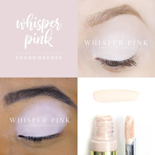 Whisper Pink ShadowSense