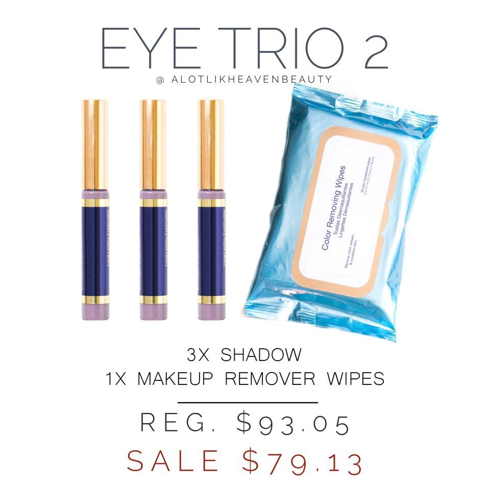 SeneGence Eye Trio