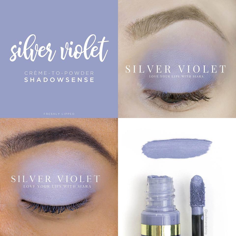Silver Violet ShadowSense