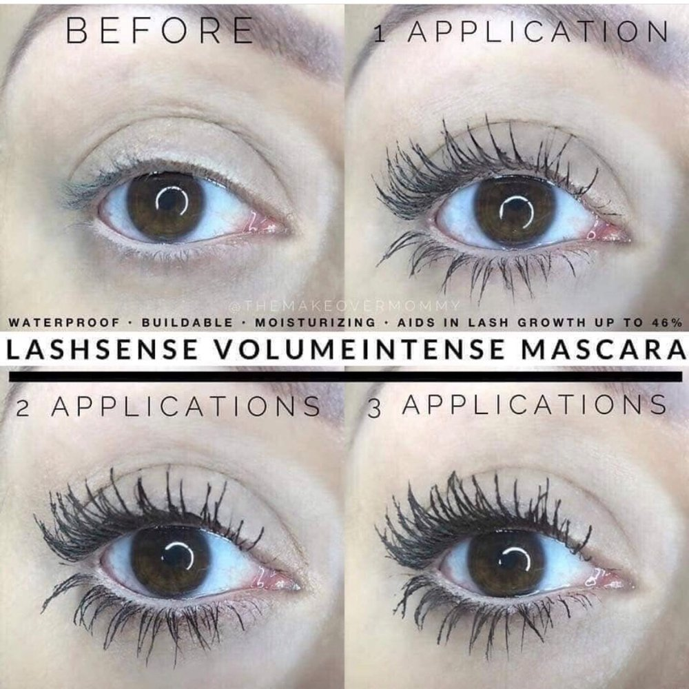 3 Layers of LashSense