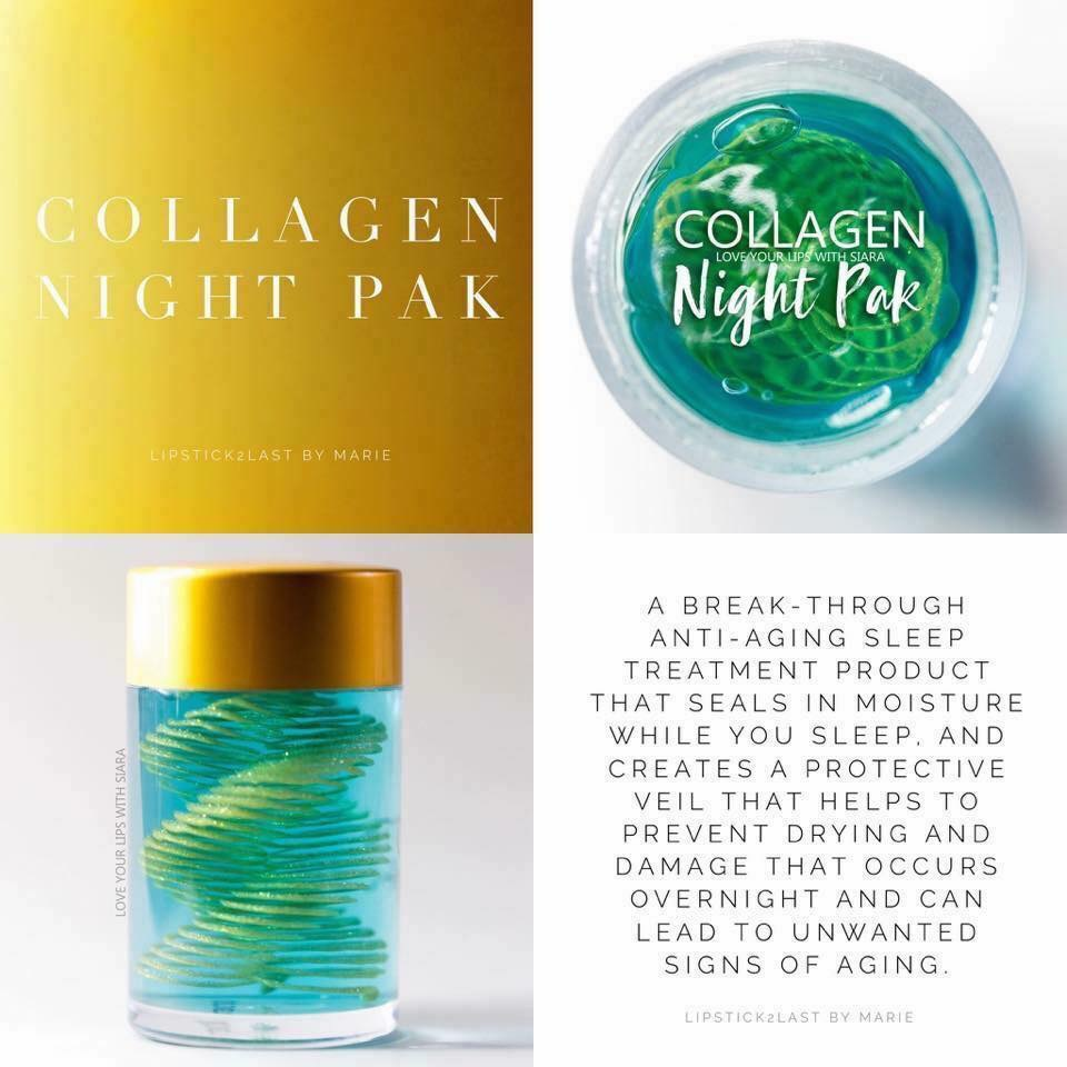 Collagen Night Pak Sleep Treatment