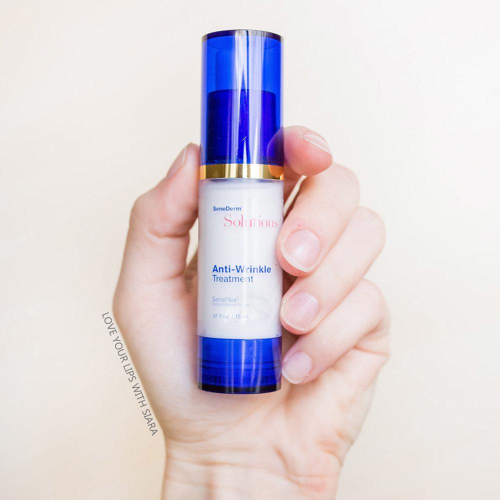 SeneDerm Solutions Anti-Wrinkle Treatment