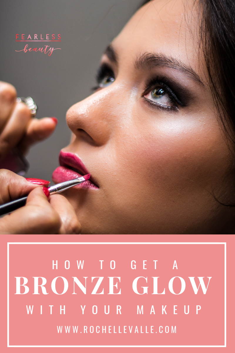 How to Get a Bronze Glow with Your Makeup