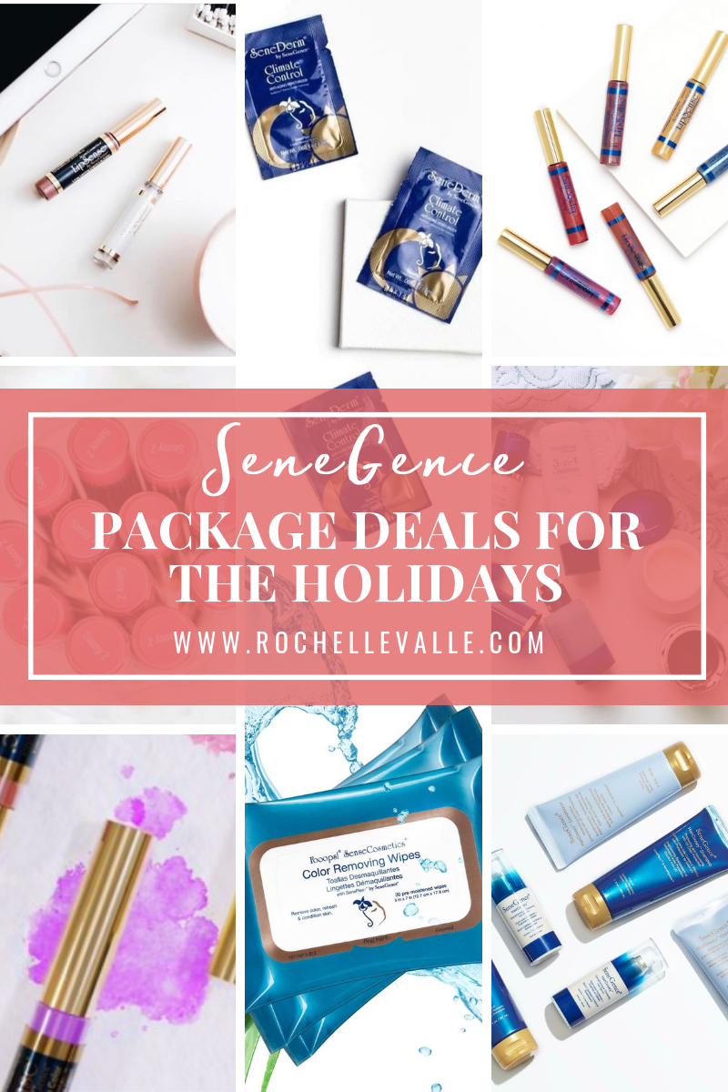 Gift Ideas - SeneGence Package Deals for The Holidays